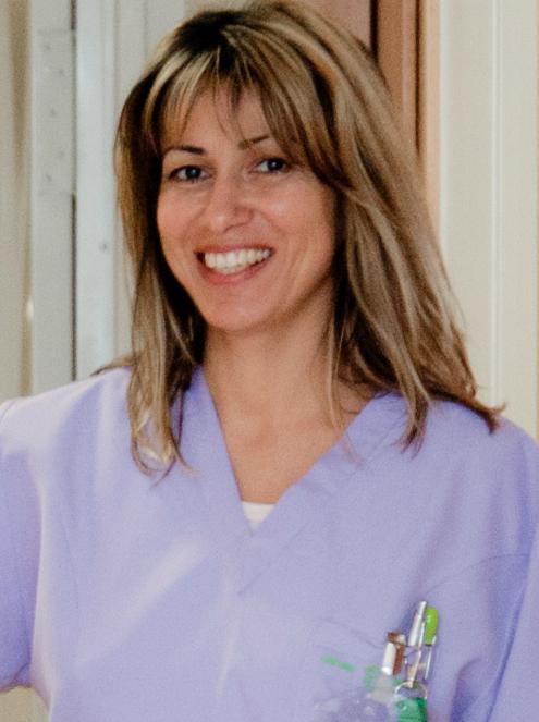 Мариана Попова - кинезитерапевт